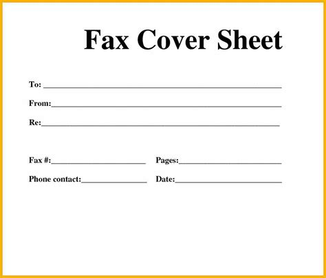sle hipaa compliant fax cover sheet