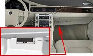 Fuse Box Diagram  U0026gt  Volvo V70  Xc70  2008