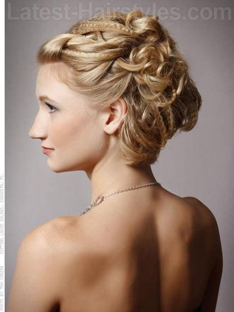 Grad Updo Hairstyles by Grad Hairstyles For Hair