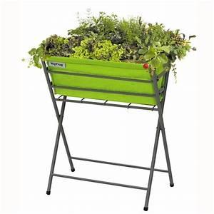 Jardiniere Sur Pied Plastique : tendance les plantes prennent de la hauteur elle ~ Dode.kayakingforconservation.com Idées de Décoration
