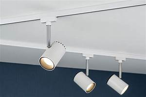 Paulmann U Rail : paulmann urail led spot shine 1x5 w wei online kaufen im voltus elektro shop ~ Eleganceandgraceweddings.com Haus und Dekorationen