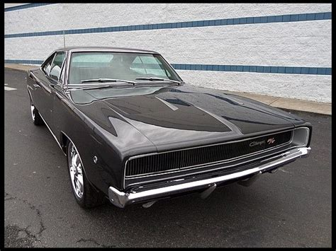 1968 Dodge Charger R/t Resto Mod 440 Ci, Fuel Injection