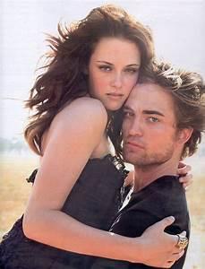 Robert Pattinson and Kristen Stewart - Vanity Fair ...