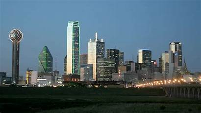 Dallas Skyline Wallpapers Tx Desktop Background Texas