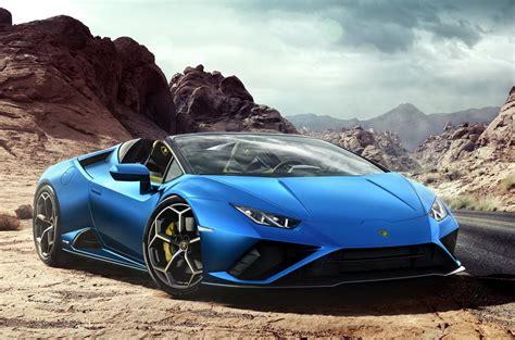 Lamborghini Huracan Evo RWD Spyder 2021 - AZH-CARS