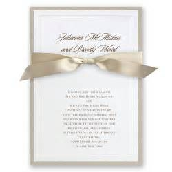 wedding invitations with pictures sophisticated border invitation invitations by