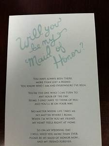 25 best ideas about bridesmaid letter on pinterest for Bridesmaid proposal letter
