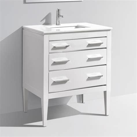Avanity Modero Single 30 Inch Traditional Bathroom