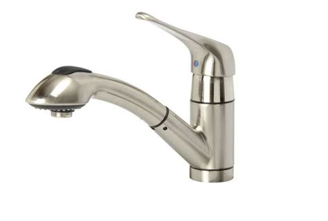 artisan kitchen faucets artisan manufacturing premium quality kitchen faucet model mf200sn