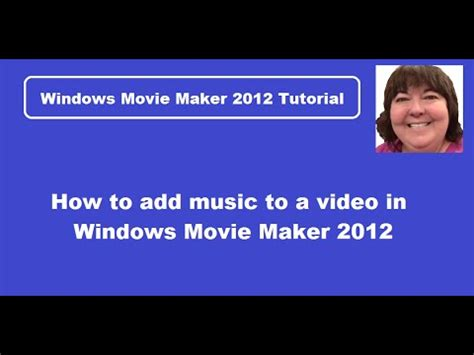 adding    video  windows  maker