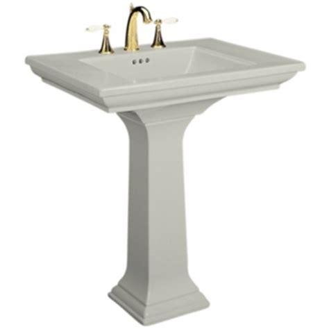 Memoirs Pedestal Sink Height by K22688 95 Memoirs Stately Pedestal Bathroom Sink