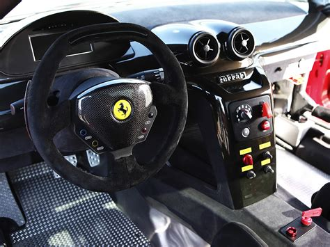 2009 Ferrari 599xx Supercar Supercars Race Racing Interior