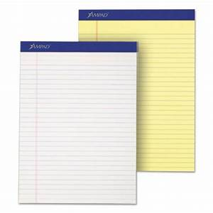 ampad letter size legal pads top20220 ebay With letter size legal pads