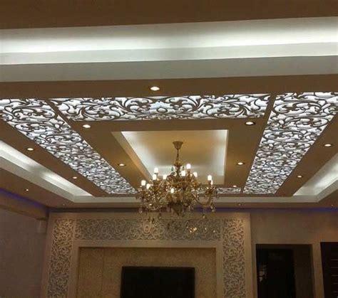 2016 Ceiling Designs by Make False Ceiling Design With Lighting Ideas False