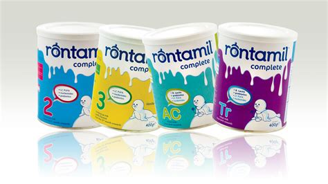 Infant Baby Nutrition Rontis