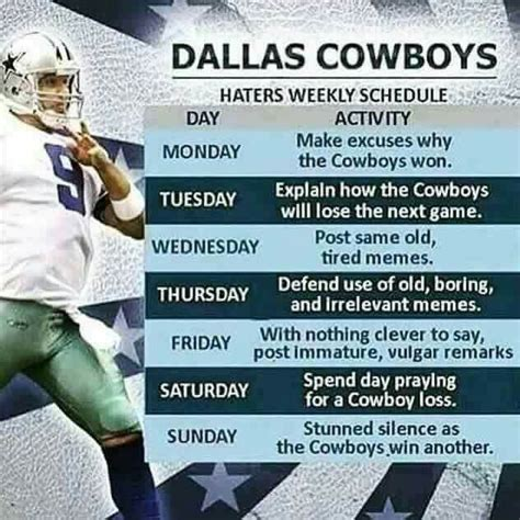 Dallas Cowboy Hater Memes - 46 best images about dallas cowboys on pinterest cars football and my boys