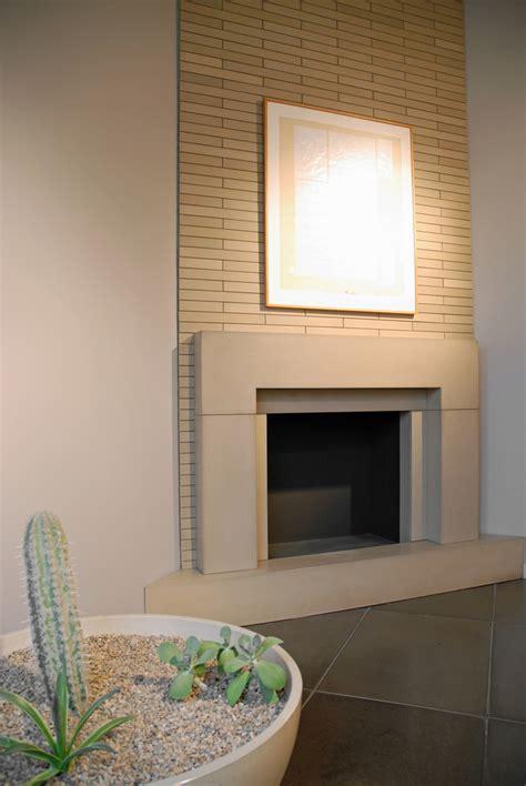 modern brick fireplace design fireplace mantels and surrounds Modern Brick Fireplace Design