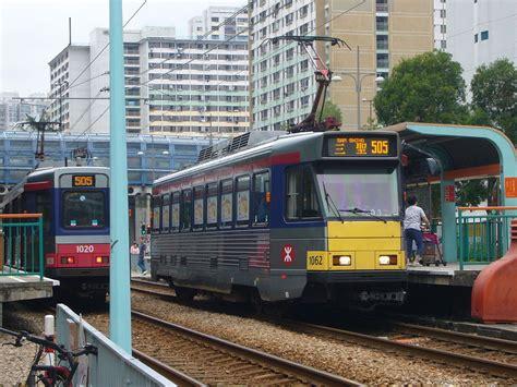 Light Rail by Light Rail Mtr