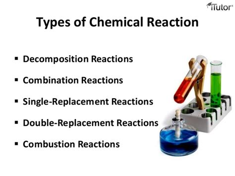 Double Replacement Chemical Reaction