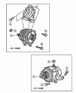 Dodge Ram 3500 Wiring  Alternator And Battery  Ckdexport