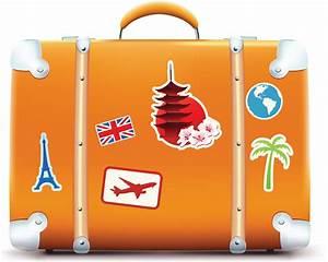 Suitcase cliparts