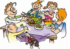 View family_meals.jpg Clipart - Free Nutrition and Healthy ...