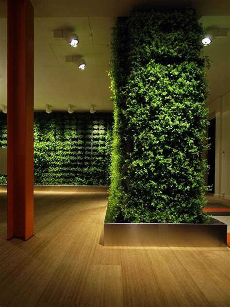 Green Walls Design By Greenworks