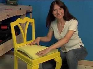 Recupero creativo di una sedia YouTube