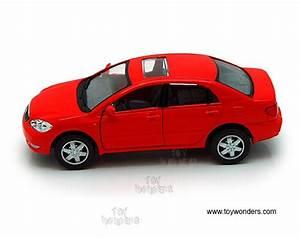 Toyota Corolla By Kinsmart 136 Scale Diecast Model Car Wholesale 5099D