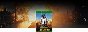 PlayerUnknowns Battlegrounds Xbox