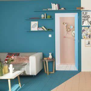 Peinture À L Eau Murale : peinture int rieure salle de bain chambre salon cuisine leroy merlin ~ Melissatoandfro.com Idées de Décoration