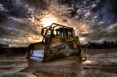 bulldozer wallpapers high quality