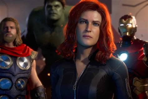 Marvel Avengers Video Offers Game Overview