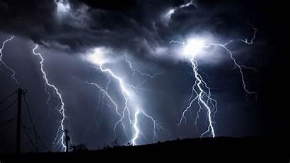 Lightning Thunderstorm Strike Thunder Wallpapers 4k Strikes