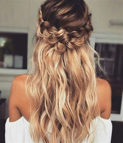 Best 25  Braids and curls ideas on Pinterest