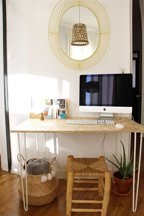 bureau osb un bureau osb handmade très simple à réaliser