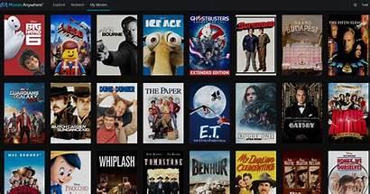 Movies Anywhere Warner Bros Sony Universal Cnbc