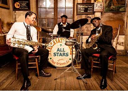 Orleans Jazz Gonola Band Hall Preservation Travelers