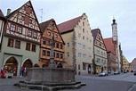 羅騰堡街景