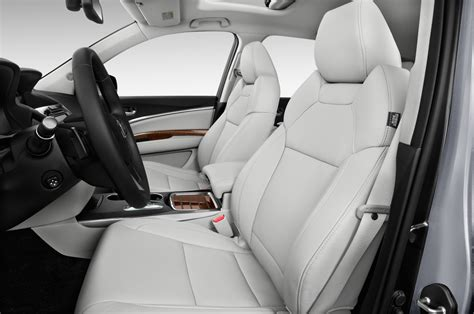 Acura Mdx Captains Chairs by 2017 Acura Mdx Debuts New Nose Sport Hybrid Model For New