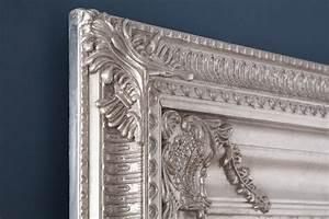 Wandspiegel Silber Antik : design wandspiegel barocco xxl silber antik 180cm dunord online ~ Watch28wear.com Haus und Dekorationen