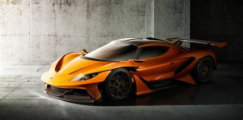 First New Supercar From Revived