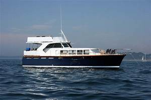 Pacemaker 53 Flushdeck Motoryacht Boat For Sale From USA