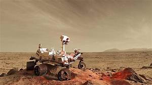 Mars Curiosity Rover finds methane trace of life