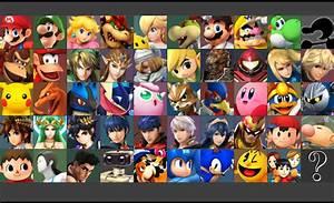 Here39s The Full Roster For Super Smash Bros Kotaku