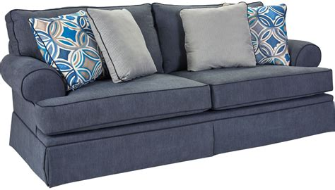 emily woven fabric sofa from broyhill 6262 3q3 4022 44