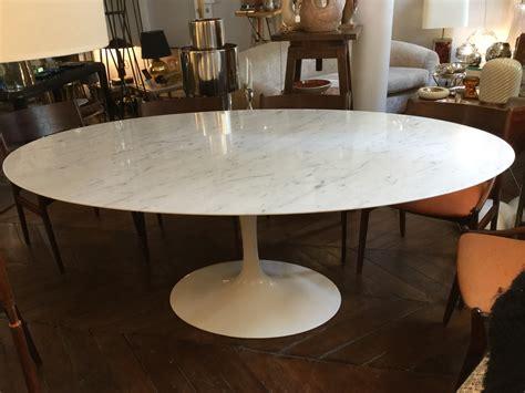 table de cuisine ovale best table salle a manger marbre design ideas lalawgroup