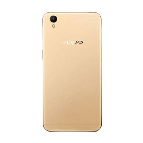 Jual Oppo A37 Neo 9 Smartphone Gold 16GB/ 2GB Softcase