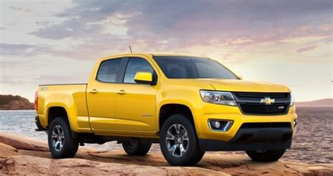 2015 chevy truck colors 2015 chevrolet colorado will become available in 10 colors