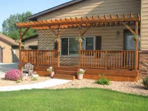 Simple Porch Gazebo Ideas Photo by Dreaming Is Free Front Porch Pergola Pergola Ideas And
